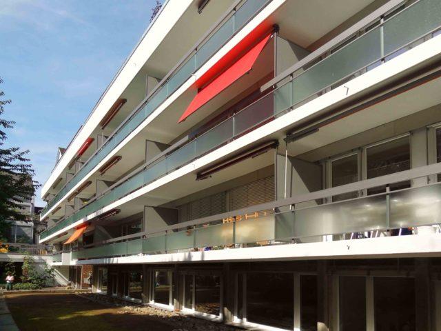 Eulerstrasse, Basel